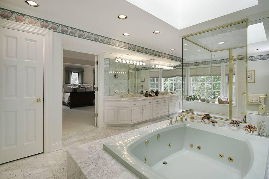 Duchas de hidromasaje perfectas para tu baño ideal