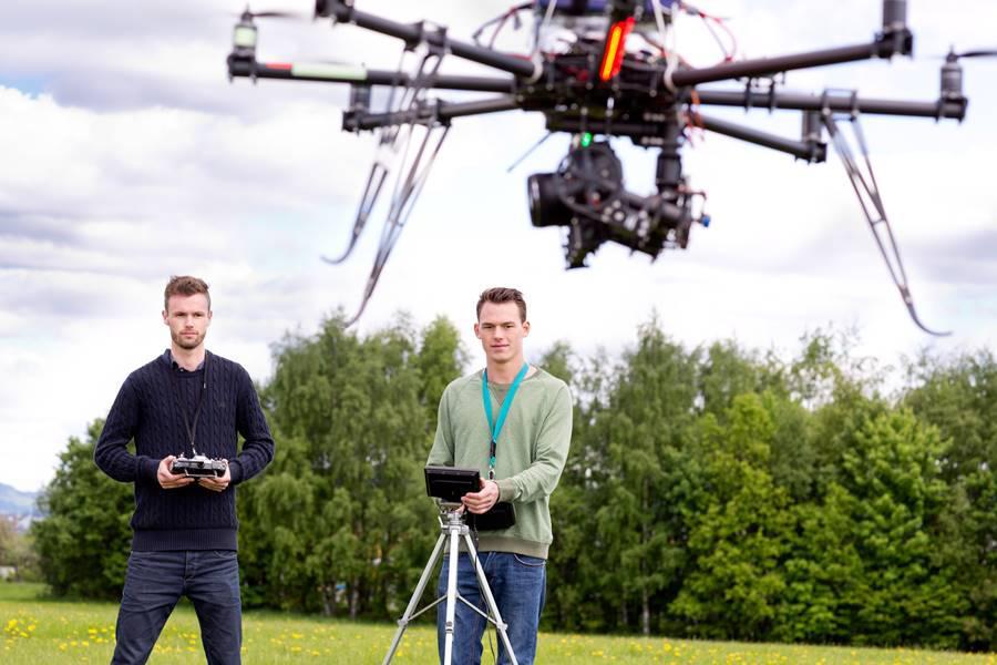 Piloto de drones, el futuro está en el aire