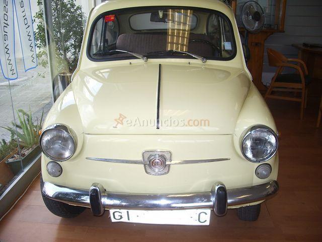 SEAT 600 I ESPECIAL DE 1973 POR 4.500 EUR. EN GIRONA