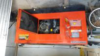 Generador de 40 kabea con menos de 3760 horas de trabaj