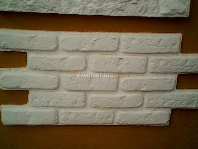 Placas de imitaci n de piedra y de ladrillo en escayola 183506 - Placas imitacion piedra ...
