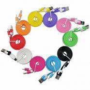 Cable USB - Lightning para Apple iPad 4 Gen. (Retina) - A1458 y más modelos