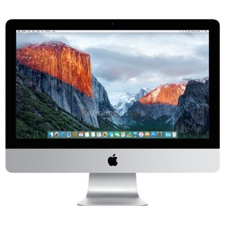 Apple - iMac 2.8GHz 21.5 1920 x 1080Pixeles Plata