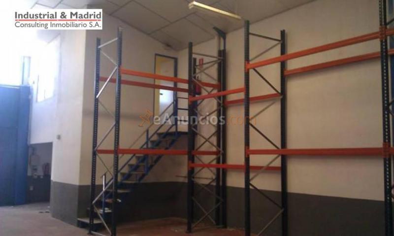 Nave industrial en alquiler en velilla de san antonio - Alquiler pisos velilla de san antonio ...