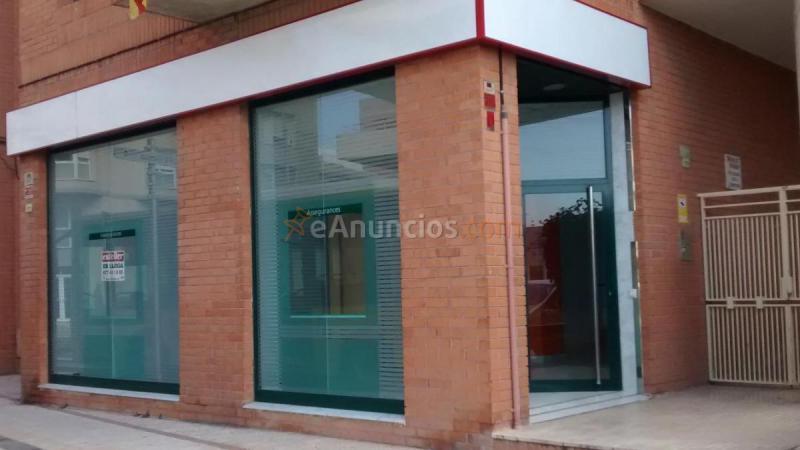 Local en alquiler Avda. Generalitat.