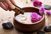 Masajes terapéuticos con aromaterapia