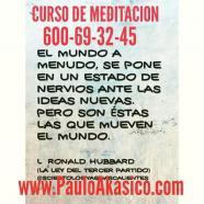cursos de meditacion