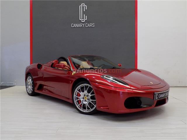 FERRARI F430 SPIDER F1 KIT CARBON