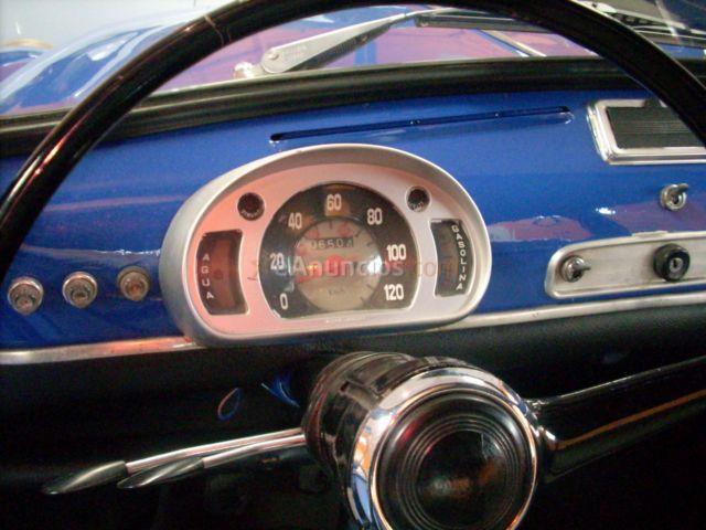 Oldtimer Seat 600E * Totalmente restaurado *