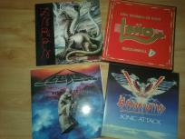 lote 228 lp,s,heavy,preogresivo,hard rock,pop y rock