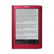 Y también-BOOK SONY PRS-T1RC ROJO 6 TACTIL 16 NIVELES