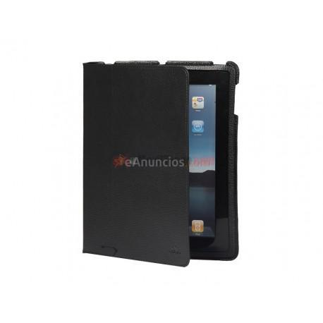 Funda ipad 2 y 3 material antideslizante con soporte barata