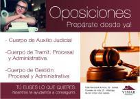 OPOSICIONES A LA ADMINISTRACIÓN DE JUSTICIA