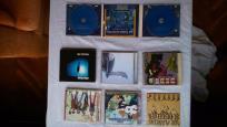 7 álbumes (9 Cds): Bebe, Deltonos, Los Planetas...