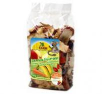 Jr Farm Ensalada de frutas chinchillas 125 gr. Comida para roedores