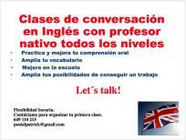 Clases de Ingles con Nativo