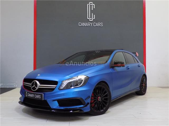MERCEDES-BENZ A 45 AMG EDITION 1 ORIGINAL STAGE 2 ARMYTRIX