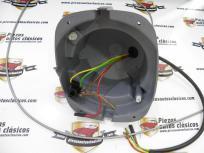 Soporte de faro delantero regulable  Citroen  Dyane y AK Dyane  Ref: Valeo 061873