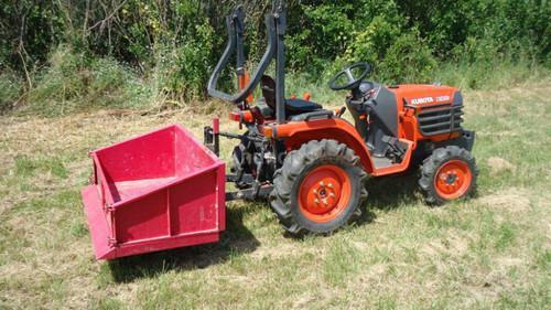 mini tractores kubota b1610 962286. Black Bedroom Furniture Sets. Home Design Ideas