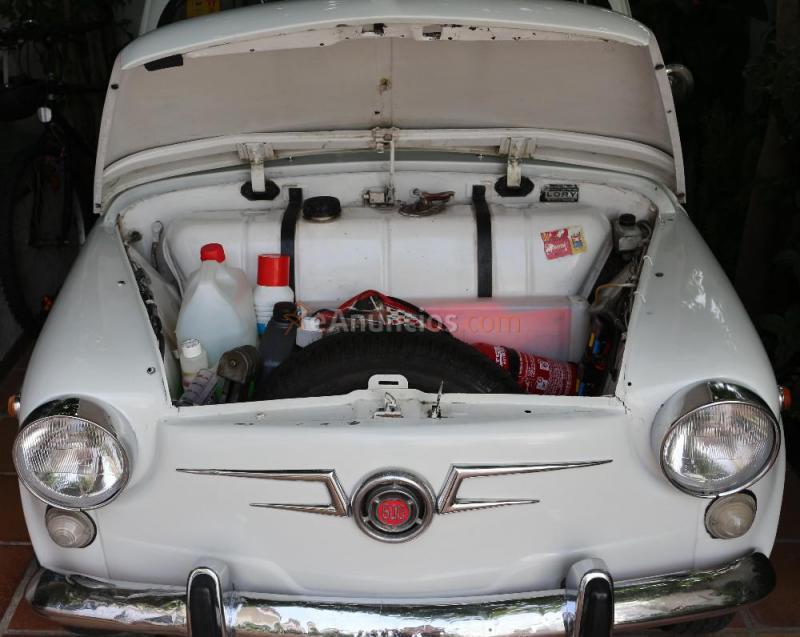 VENDO MI SEAT 600 E