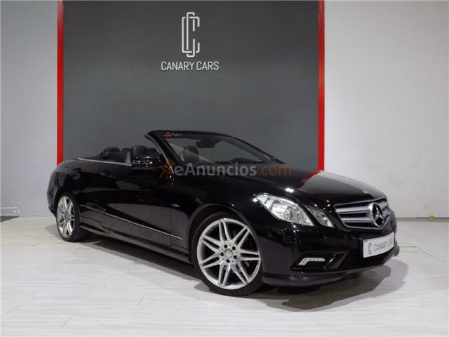 MERCEDES-BENZ E 350 CABRIO CDI BE 7G PLUS HARMAN KARDON