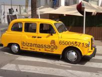 8 taxis ingleses