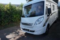 Hymer Exsis I 578 AUTOMATE EXPERIENCE
