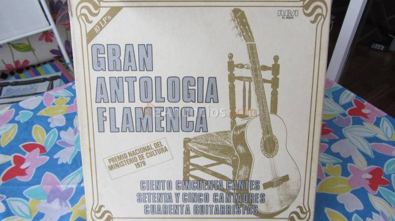 GRAN ANTOLOGIA FLAMENCA