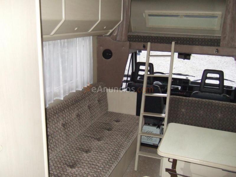 Autocaravana Knaus 630