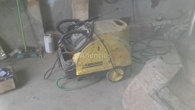Makina de lavar de agua caliente a220