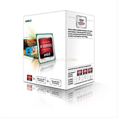 AMD FM2 X2-A4 6320 DUAL-CORE 3.8GHz 1.0MB