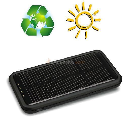 WERLISA - CARGADOR SOLAR SC2000 USB (iPAD,iPOD,MP4,ETC...)