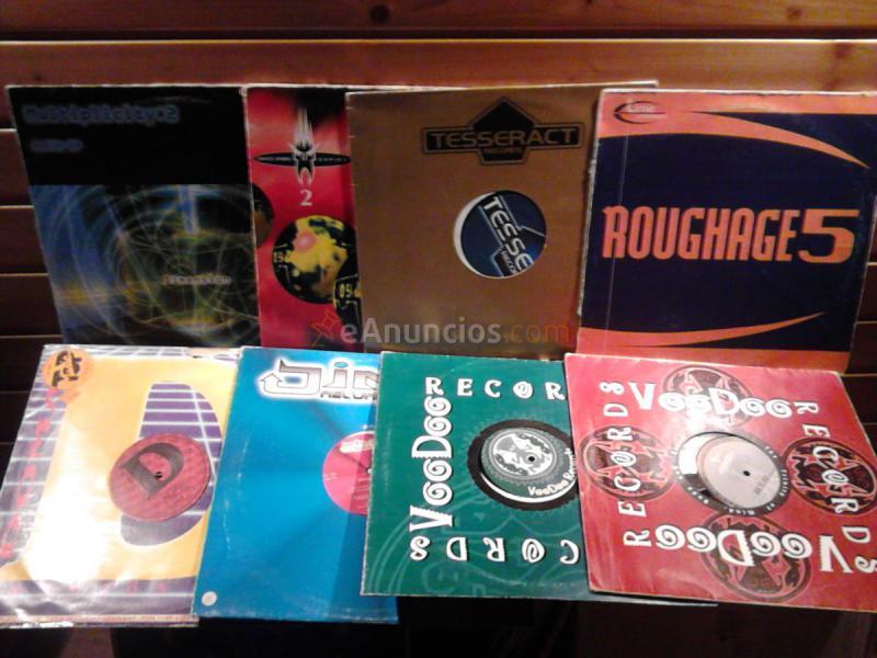Colección 200 vinilos