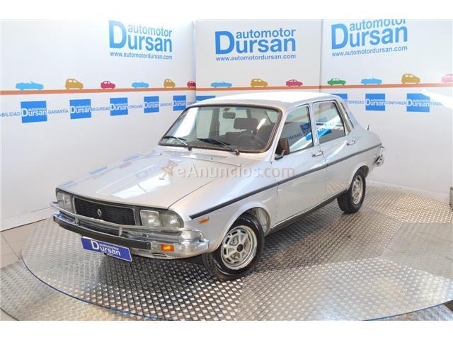 Oldtimer Renault R12 TS