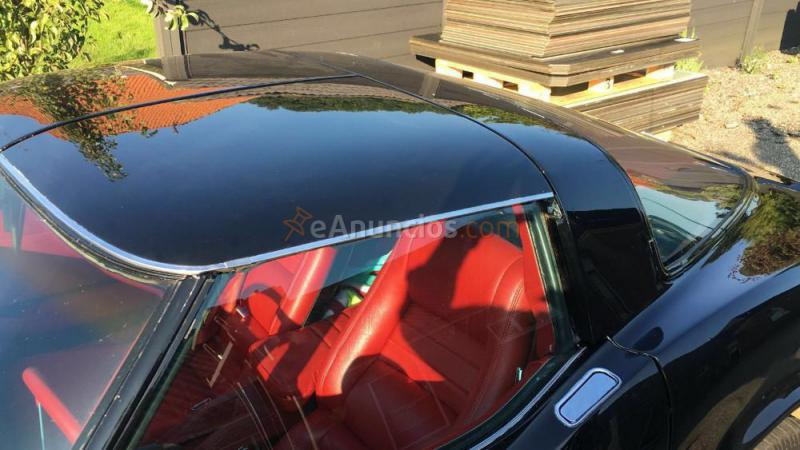 Corvette L82