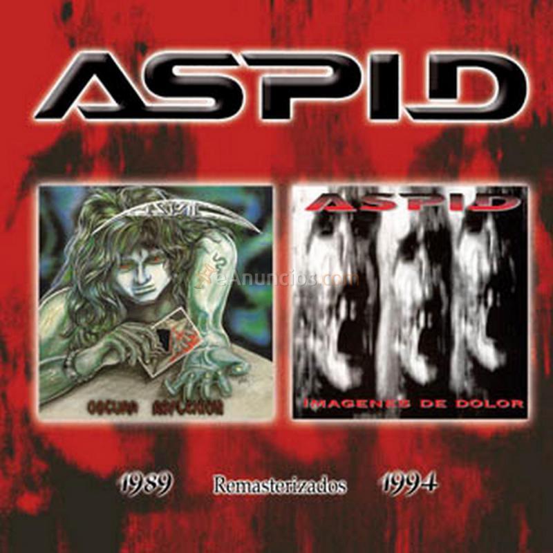 Varios CDs y DVD ASPID