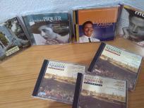 Cds copla española y música clásica
