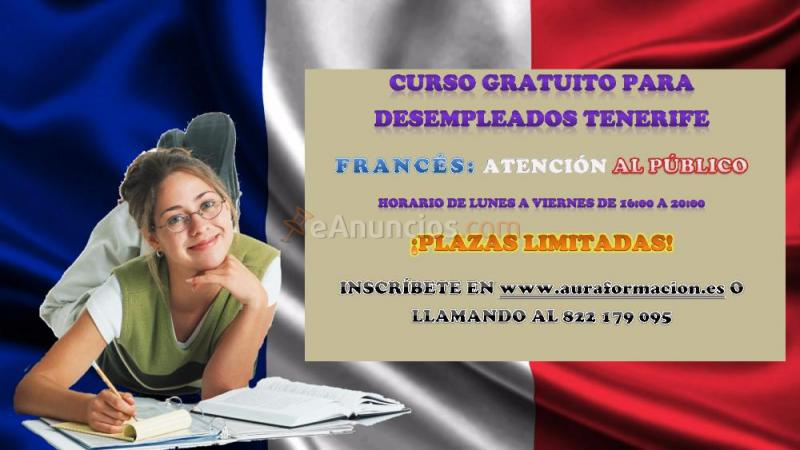 Francés: Atención al público