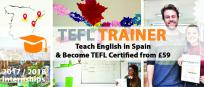 With TEFL Trainer, teach English and become Certified