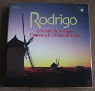Rodrigo - Conciertos y obras orquestales