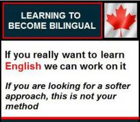 Clases de inglés - Learning English to become bilingual