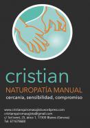 Cristian naturopatía manual