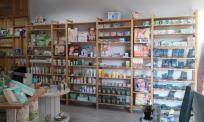 Tienda productos naturales y terapias.