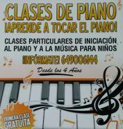 Clases de piano para niños(en elche)