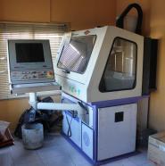 Fresadora grabadora mod. S.I.G.V.A. He9 mav