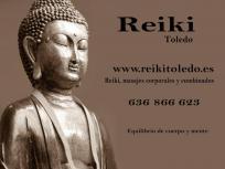 Reiki Toledo