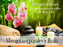 Quiromasajista Titulado y REiki Toledo