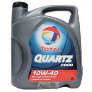 Aceite total quartz 7000 10w40 5 litros