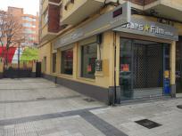 Alquiler local comercial Zaragoza.