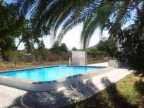 Chalet en venta con piscina con cerramiento